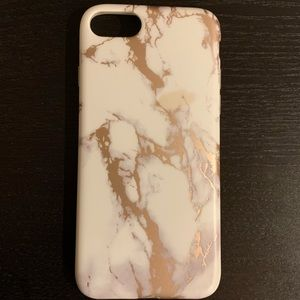 Accessories - marble iphone 7 phone case